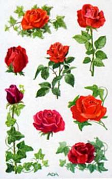 Flowers Roses Sticker