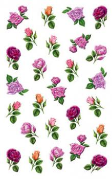 Flowers small flower stickers
