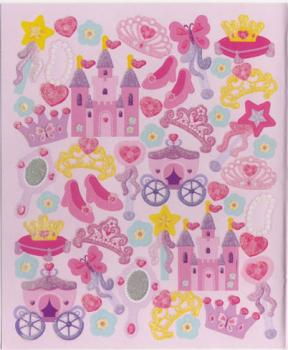 Doublez Stickers Glitter Fantasy II 75 Sticker