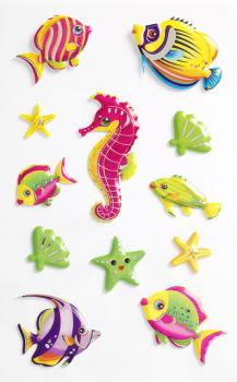 Creative-Sticker Fische