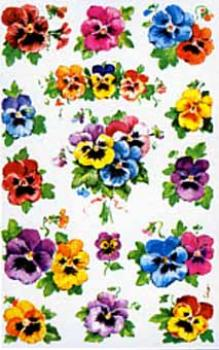 Flowers Sticker Little Bootsmother