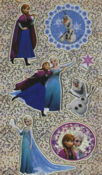 Prismatic Sticker Frozen