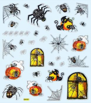 Design Sticker Halloween I