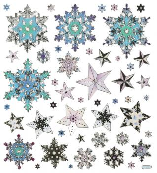 Design Stickers Stars II