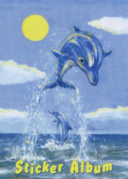 Sticker album A5 The little dolphin