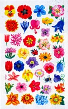 Flower Sticker small flowers