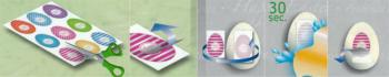Easter Eggs Decals Trend