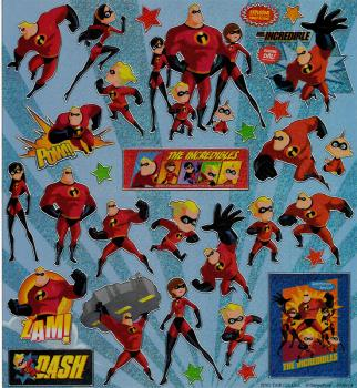 XL Sticker Disney The Incredibles