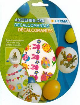 Easter Eggs Decals Classic