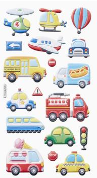 SOFTY - Sticker Vehicles - Aircrafts