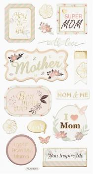 SOFTY - Sticker Best Mom