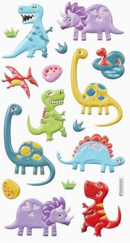 SOFTY - Sticker Dinos V