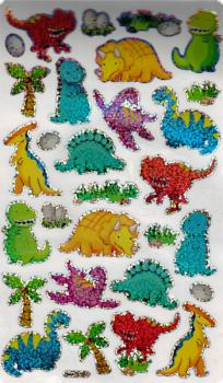 Kindersticker Superset Dinos