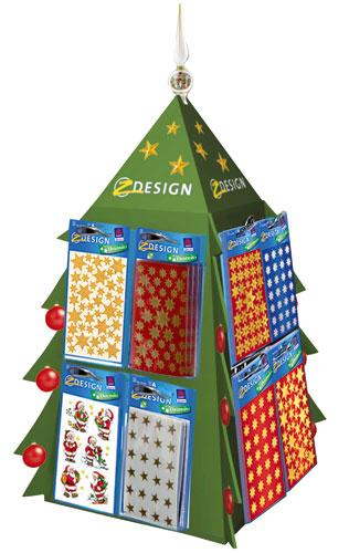Christmas Counter.Christmas Counter Rotating Carousel As Illustrated