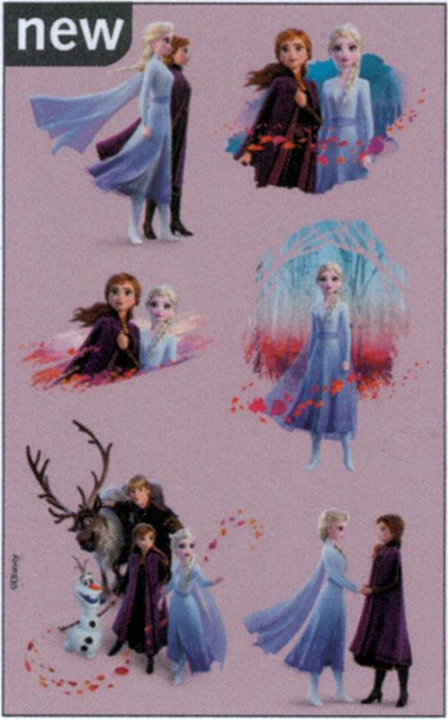 Frozen II Paper Sticker