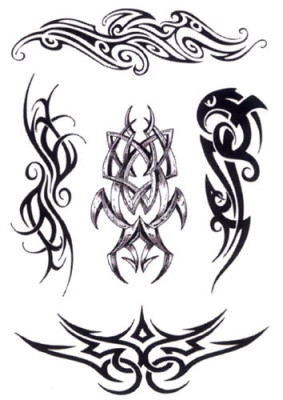 Tattoos Black Art Tribals