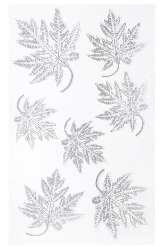 HOBBY design sticker sheets II silver