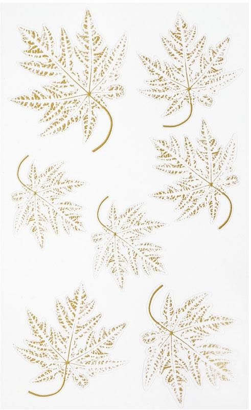 HOBBY design sticker sheets II gold