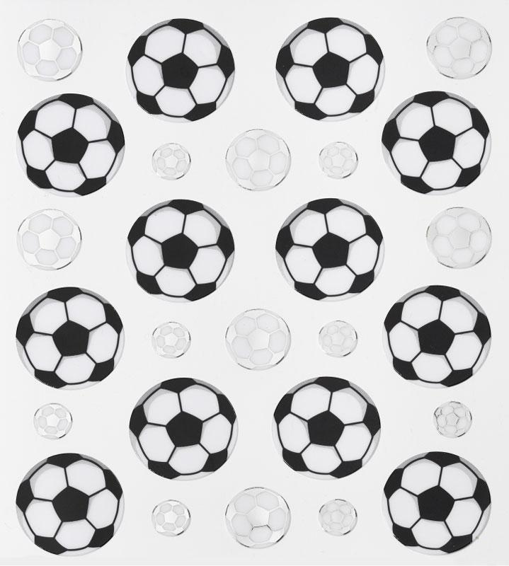 Design Sticker Fussball