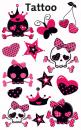 Tattoos Sticker Pinky Girl