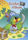 Sticker Album A5 Pirate
