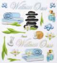 Design Sticker Wellness
